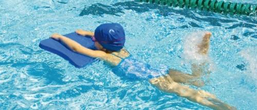 Natación para niños/as de 5 a 10 años