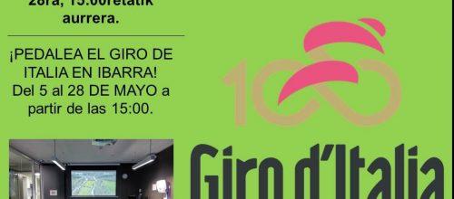 Giro  d´Italia  Ibarra  Kiroldegian