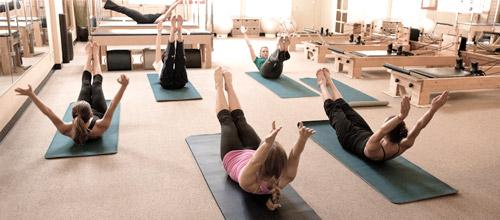 HIIT  &  Pilates-a