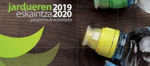 Jardueren  eskaintza  2019-2020