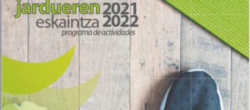2021-2022 ikasturterako jardueren eskaintza